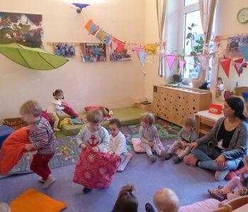 Gruppenraum des Kinderladens
